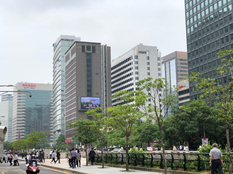 遭到韩国公司同事或企业间的霸凌排挤
